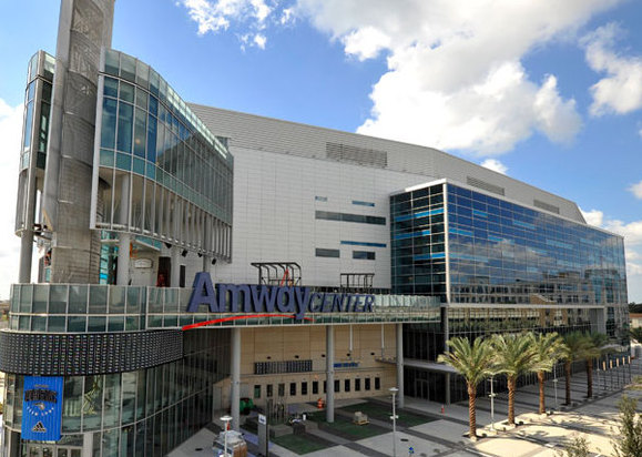 Amway Center: Home of the Orlando Magic